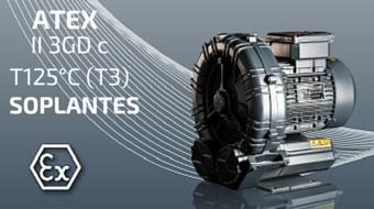 II 2GD c T125ºC (T3)