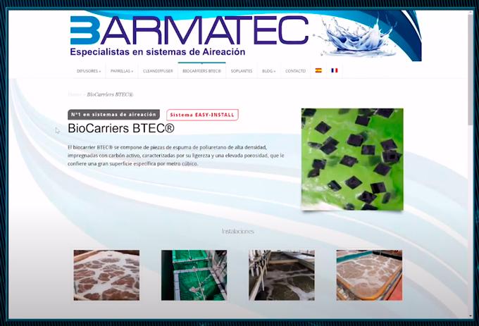 Biocarrier BTEC®